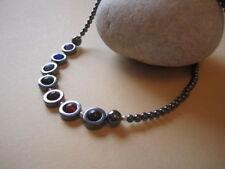 Gemstone Statement Round Costume Necklaces & Pendants