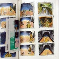 AKIRA KUROSAWA Yume Dream Illustration Drawing JAPAN ART & SCREENPLAY BOOK 1990
