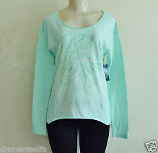 $36 Fox Racing Women's Reborn Long Sleeve Tee – Mint sz M