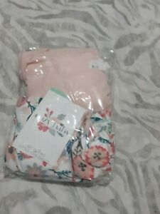 Baby cot bed fitted sheets
