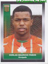 104 DORLAN PABON ENVIGADO.FC VALENCIA.CF STICKER PANINI COLOMBIA PRIMERA A 2008