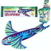 Flying Monster Glider Boys Girls Kids Party Bag Loot Birthday Great Retro Toy