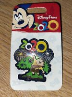 Walt Disney World Parks 3D Pin Russell Up 2020 Balloons Animal Kingdom