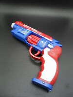 New Platic Pistol Toy Gun with Light Sound & Vibration Effects For Kids Game