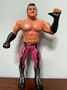 "Vintage LJN Titan Sports WWF Brutus ""The Barber"" Beefcake Action Figure-- Great!"