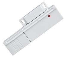 Inalámbrico de puerta/ventana de automatización del hogar Contacto magnético transmisor Titan TRS25TX