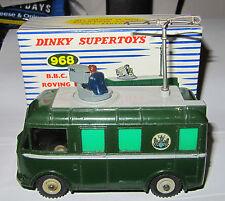 DINKY 968 - BBC TV ROVING EYE VEHICLE - Nr MIB