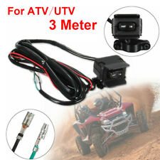 3 Meter Winch Rocker Switch For ATV / UTV Handlebar Control Line Warn Parts