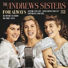 THE ANDREWS SISTERS - FOR ALWAYS  2 CD NEW+