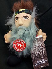 "Duck Dynasty Phil Robertson Talking Doll NWT A & E Commander Plush 7"" Toy"