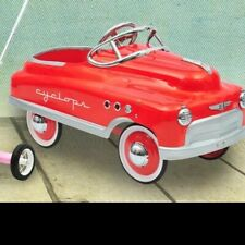 Cyclops pedal car 100th anniversary Limited edition made in Australia
