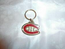 NHL CANADIENs DE MONTREAL LOGO Hockey Team Unisex Key Chain