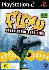 FLOW Urban Dance Uprising for Playstation 2 (2006 , PAL)