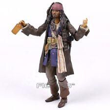 Pirates of the Caribbean Captain Jack Sparrow Action Figure Model
