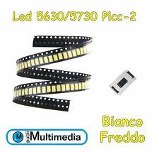 20 LED SMD 5630/5730 COLORE BIANCO FREDDO