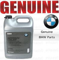 Genuine BMW Blue Color Antifreeze / Coolant  82141467704  (100% Strength)