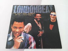 Londonbeat I'm Just Your Puppet On A..... Eurovision UK Pre Selection 1995 CD