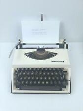 Vintage Adler Tippa Typewriter Cursive / Italic Type set - 1970s Made In Holland