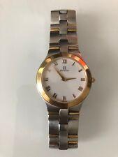 Zenith Movado Two-toned men's Swiss watch 81 G2 1899