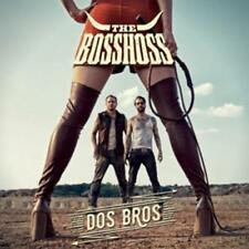 Dos Bros  (2LP Inkl.MP3 Downloadcodes) von The Bosshoss (2015)