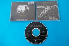 "DAVID SYLVIAN-HOLGER CZUKAY ""plight & premonition"" CD 1988 VIRGIN RECORD NUOVO"