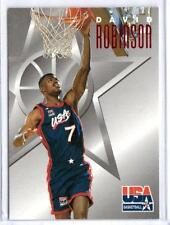 DAVID ROBINSON 1996-97 Skybox USA Texaco #10 ($.50 SHIPPING)