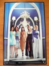 SNSD GIRLS' GENERATION-OH!GG - Lil' Touch [KIHNO KIT] +Photocard+ Unfold POSTER