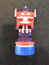 "Optimus Prime Ink Stamper Stamp Bot Transformers G1 Hasbro 1984 Action Figure 3"""