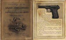 Savage 1909 Arms Company Catalog No. 35