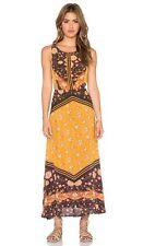 NWT Free People Sunrise Oblivion Dress 4 $168