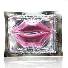 PINK Collagen LIP MASKS - Smooth Skin Full Plump Lips - Moisturising Anti Ageing