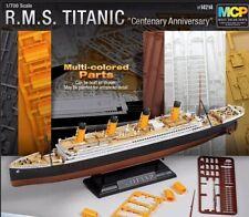 "Academy 1/700 R.M.S. Titanic ""Centenary Anniversary"" - model kit # 14214"
