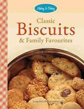 NEW Classic Biscuits & Family Favourites (Making & Baking)