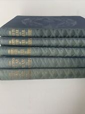 More details for 5 x wwii history books: odham's the war in pictures (book 6 missing) (4500)