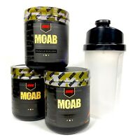 Redcon1 MOAB Muscle Builder 30 Servings + FREE SHAKER - ALL FLAVORS FREE SHIP