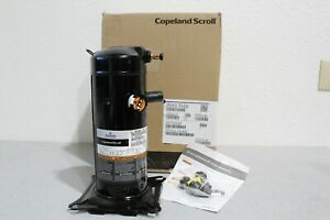 BRAND NEW Copeland Scroll Compressor ZR32K5E-TF5-830 208-230V Volts 3Ph