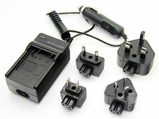 Charger for Panasonic Lumix DMC-FT1 DMC-FT1GC DMC-FT2 DMC-FT2GK DMC-FT3 DMC-FT3G