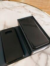 Samsung Galaxy S8+ SM-G955F 64GB Midnight Black (Ohne Simlock) Smartphone (Duos)