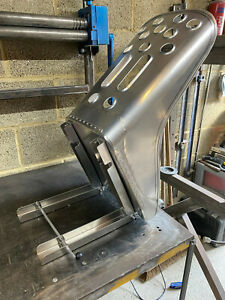 Aluminium Bucket Seat- Tilting Runners X2 - Base Mounted To Suit Our Seats