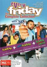 Friday & Next Friday & Friday After Next Box Set - Ice Cube DVD R4 New!