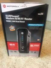Modem & Wi-Fi Router Motorola /Arris Surfboard N300 / 300 Dual Band SBG6580