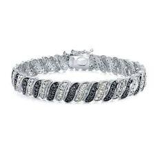 Unbranded Diamond White Fine Bracelets