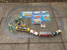 Lego City 7939 Cargo Train 100% Complete + Instructions Rare