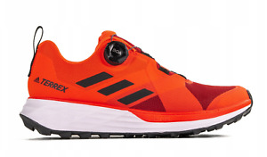 adidas TERREX Two BOA Trailrunning ( EF2136 ) Sneaker Trainers Orange - NEU OVP