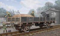 Trumpeter 01518 - 1:35 German Railway Gondola (Lower sides) - Neu