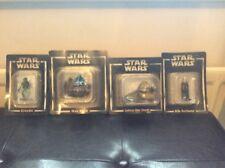 Rare De Agostini Star Wars Die Cast Figures Jabba Collection 4 Pieces