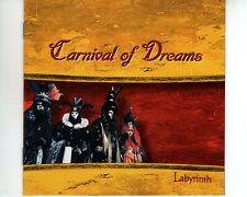 CD CARNIVAL OF DREAMSlabyrinthVG++  (B3425)
