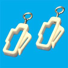 Barras, rieles y terminales sin marca de plástico para cortinas y estores