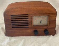 1939 Packard Bell Radio Model 65A tabletop. encapsulated unit.