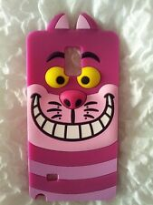 SILICONE CASE CAT for Samsung Galaxy NOTE 4